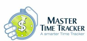 Master Time Tracker Logo